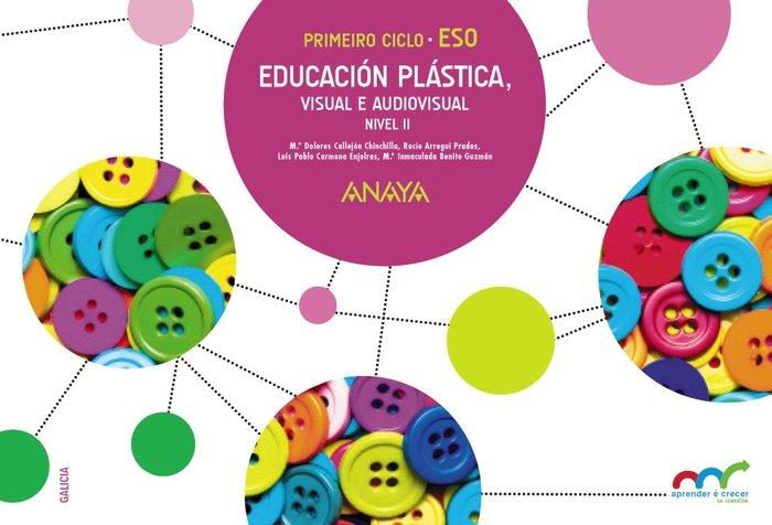 Caderno educacion plastica v.audiovis.ii 15 galici