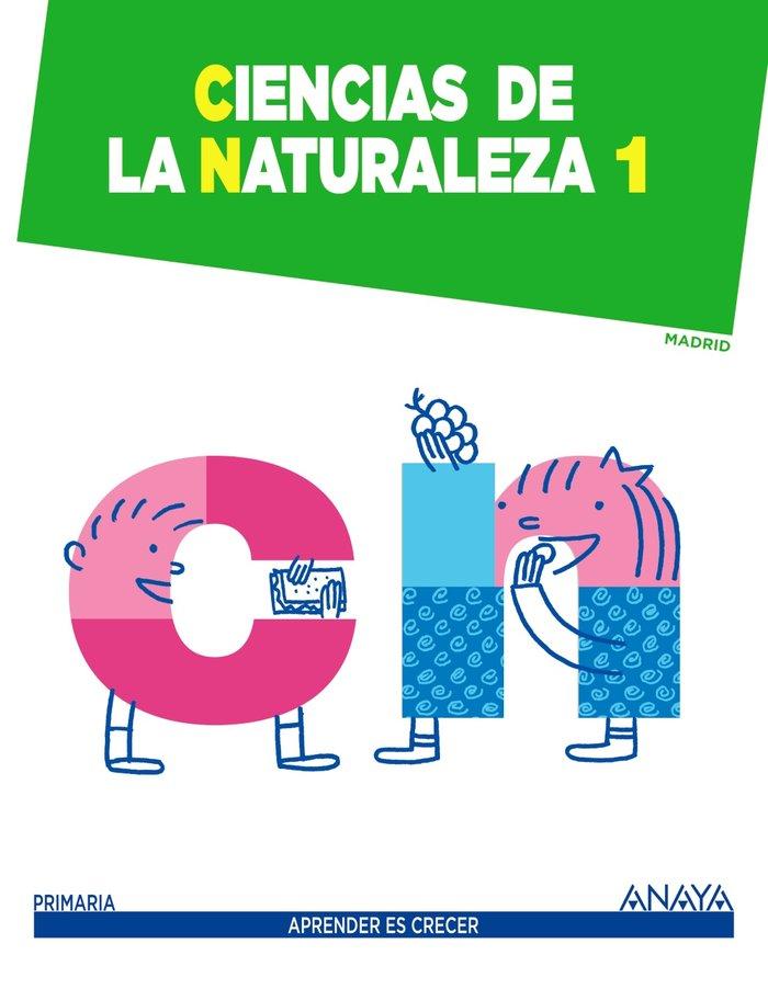 Ciencias naturaleza 1ºep pauta madrid 14 aprend.