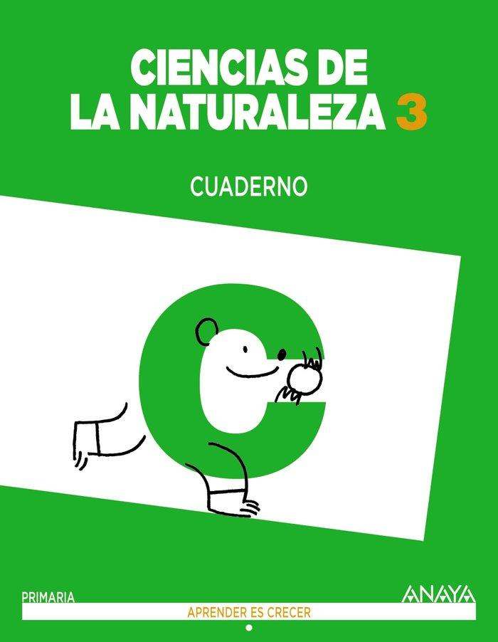 Cuaderno ciencias naturaleza 3ºep madrid 14 ap.cr.