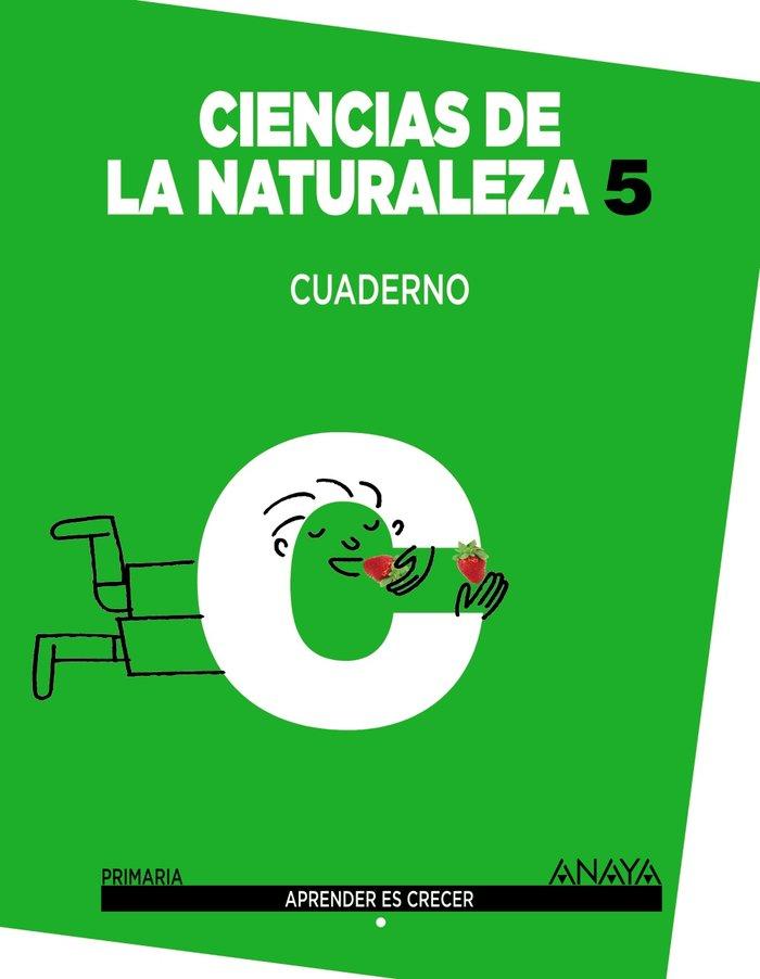Cuaderno ciencias naturaleza 5ºep madrid 14 aprend
