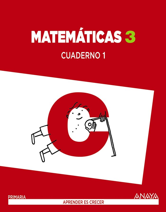Cuaderno matematicas 1 3ºep mec 14