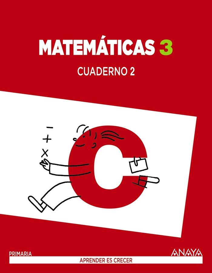 Cuaderno matematicas 2 3ºep mec 14