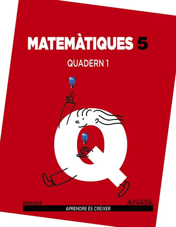 Quadern matematiques 1 5ºep catalan 14