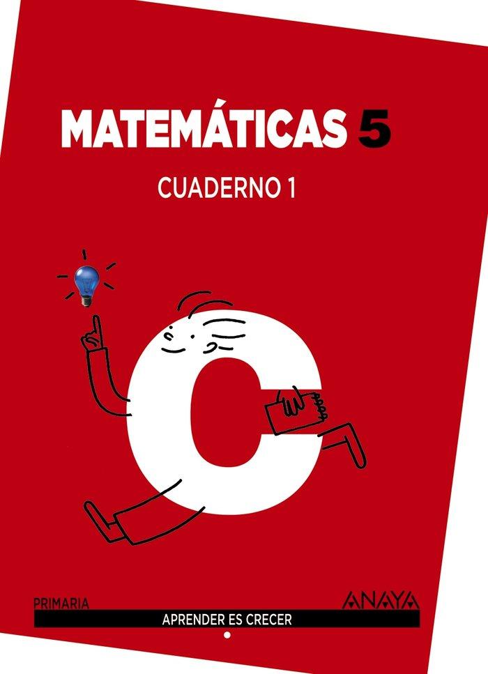 Cuaderno matematicas 1 5ºep 14