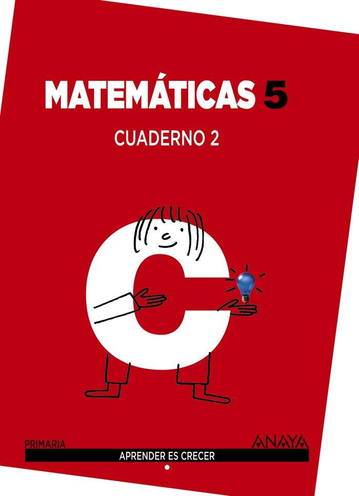 Cuaderno matematicas 2 5ºep 14