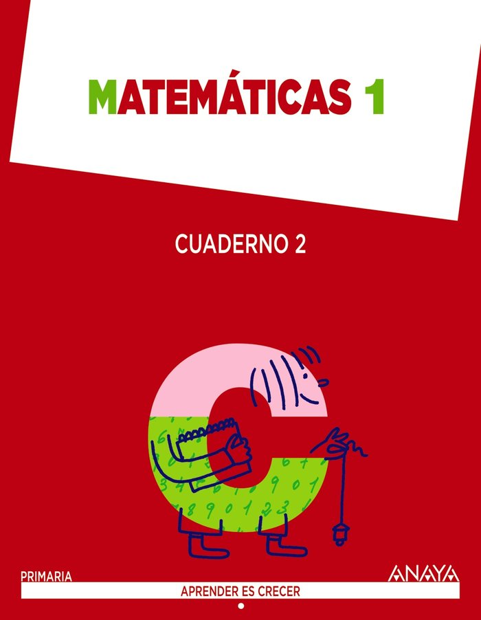 Cuaderno matematicas 2 1ºep pauta 14 madrid/aragon