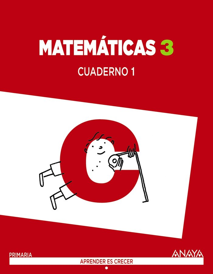 Cuaderno matematicas 1 3ºep madrid 14