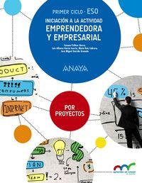 Iniciacion act.emp.empres.eso 15 madrid/mancha/leo