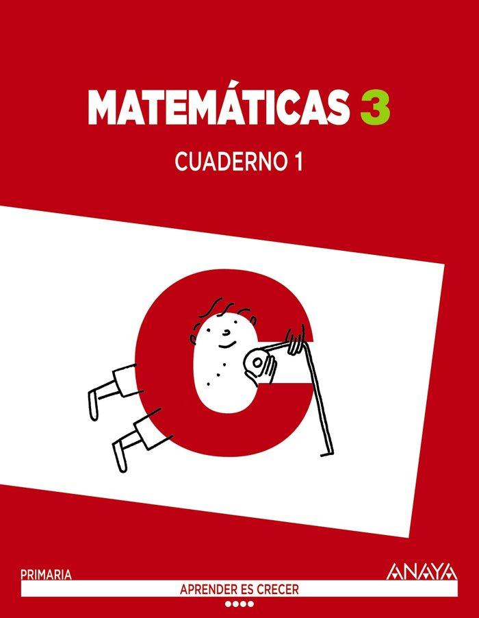 Matematicas 3. cuaderno 1