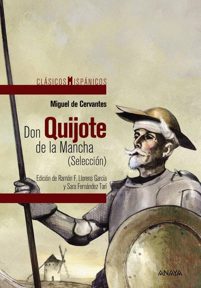 Don quijote de la mancha seleccion ch