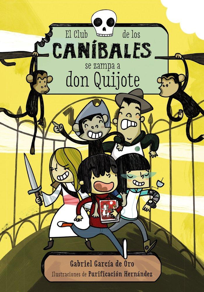 Club de los canibales se zampa a don quijote,el