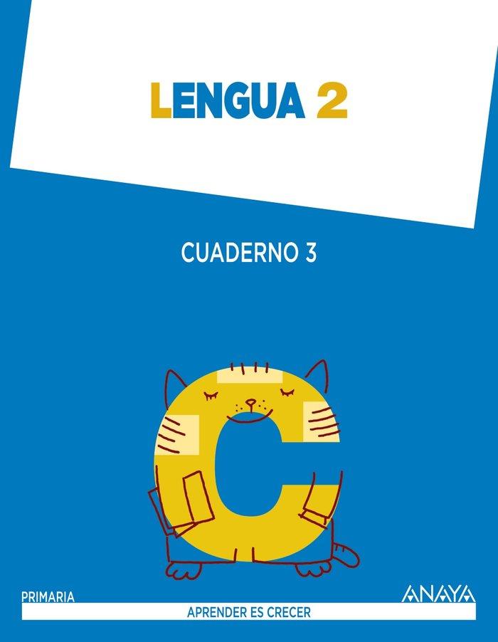 Cuaderno lengua 3 2ºep mec 15