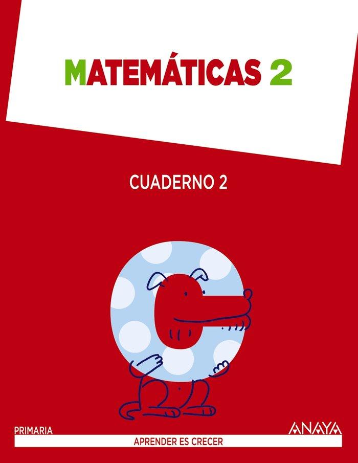 Cuaderno matematicas 2 2ºep 15 extr/manc/ceu/melil