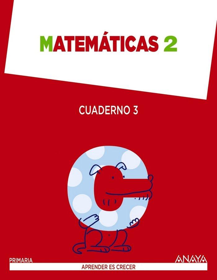 Cuaderno matematicas 3 2ºep 15 c.manch/ceut/melil/