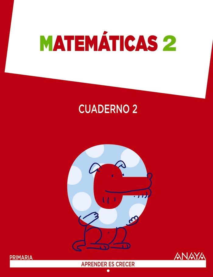 Cuaderno matematicas 2 2ºep madrid 15