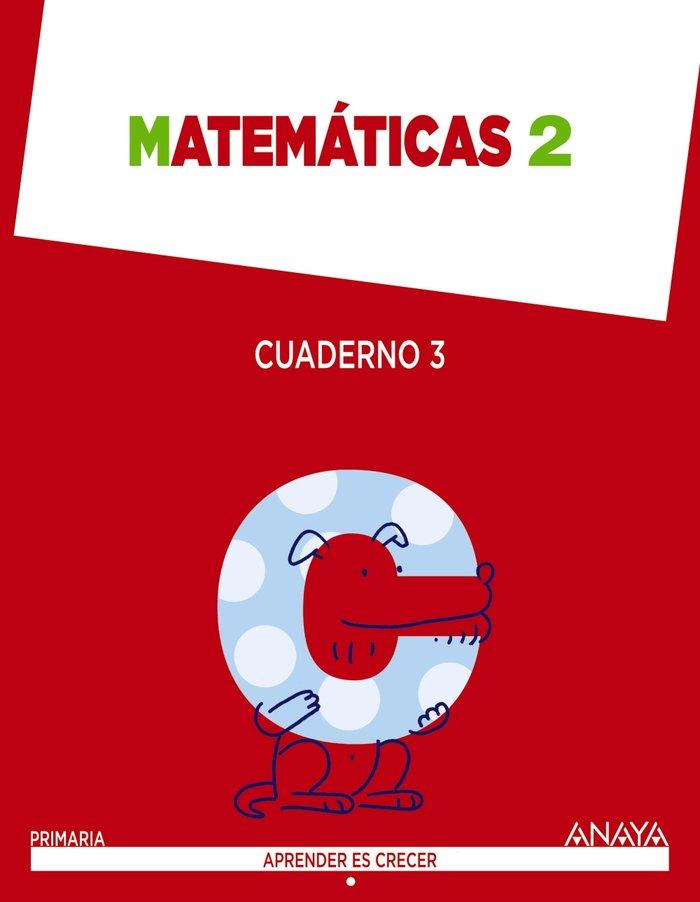 Cuaderno matematicas 3 2ºep madrid 15