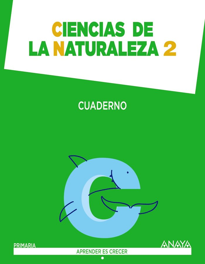 Cuaderno ciencias naturaleza 2ºep 15 extre/madrid