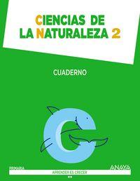 Cuaderno ciencias naturaleza 2ºep c.mancha 15