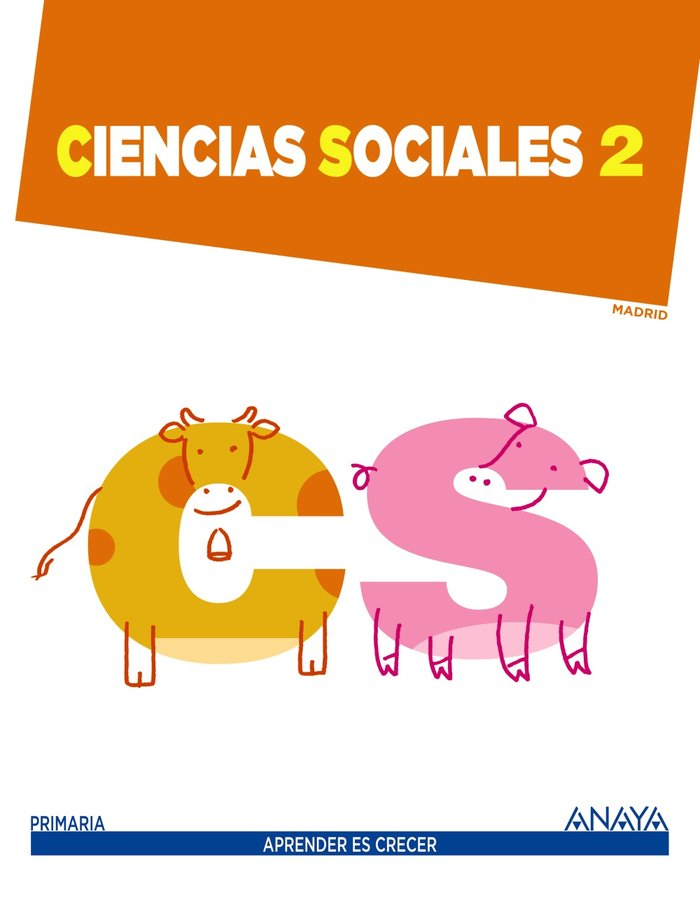 Ciencias sociales 2ºep madrid 15
