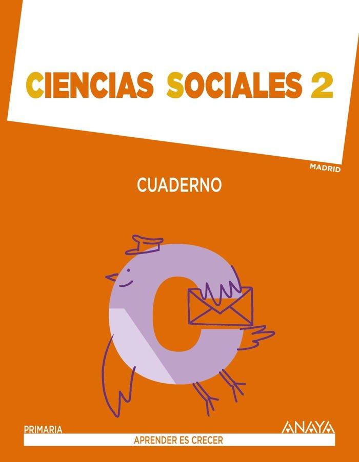 Cuaderno ciencias sociales 2ºep madrid 15