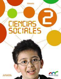 Ciencias sociales 2ºep c.leon 15