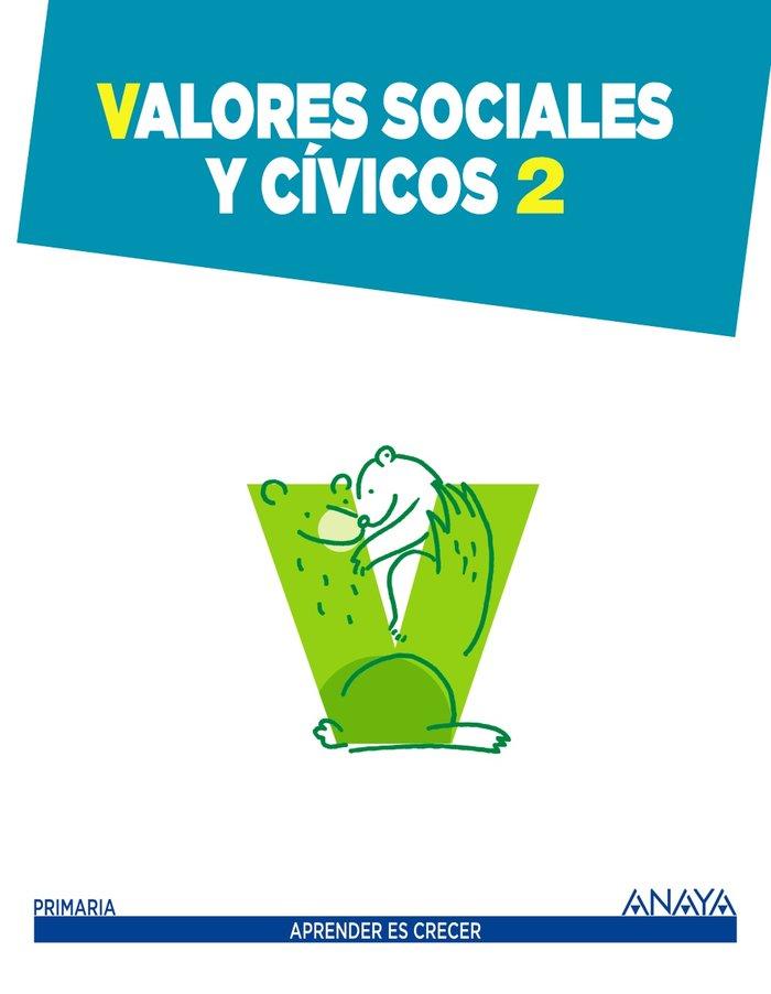 Valores sociales civicos 2ºep 15