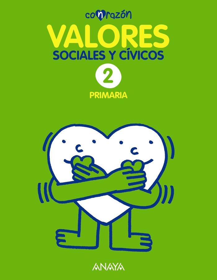 Valores sociales civicos 2ºep mec 15