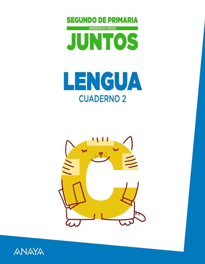 Cuaderno lengua 2 2ºep mec 15 aprender crecer j.