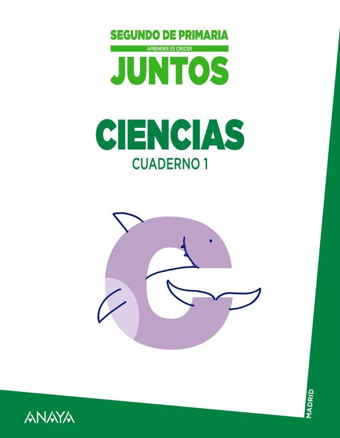 Cuaderno ciencias 1 2ºep madrid 15 aprender cre.j.