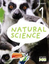 Natural science 1ºep st andalucia/c.leon 15
