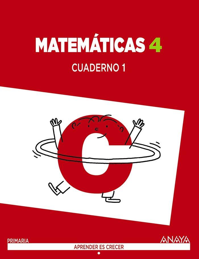 Cuaderno matematicas 1 4ºep extremad/madrid 15