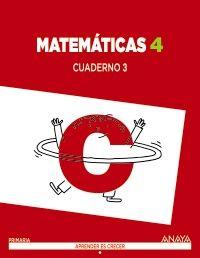 Cuaderno matematicas 3 4ºep extremad/madrid 15