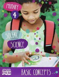 Social science 4ºep basic concepts mec 15