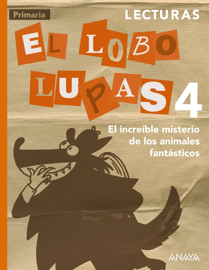 Lecturas 4ºep increible mist.anima.fantast.15