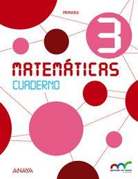 Cuaderno matematicas 1 3ºep andalucia 15