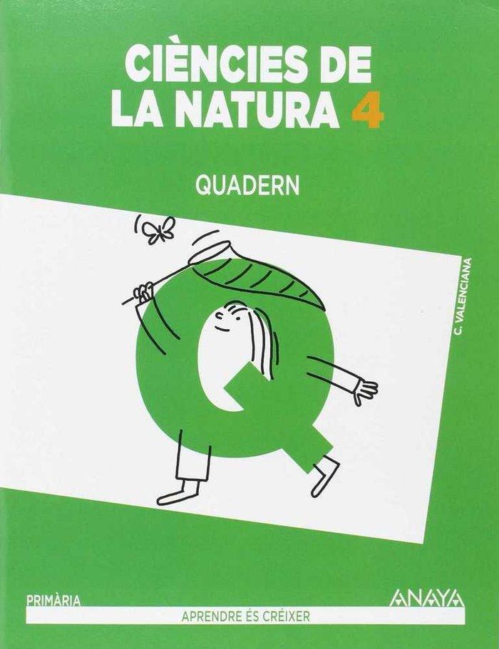 Ciencies de la natura 4. quadern