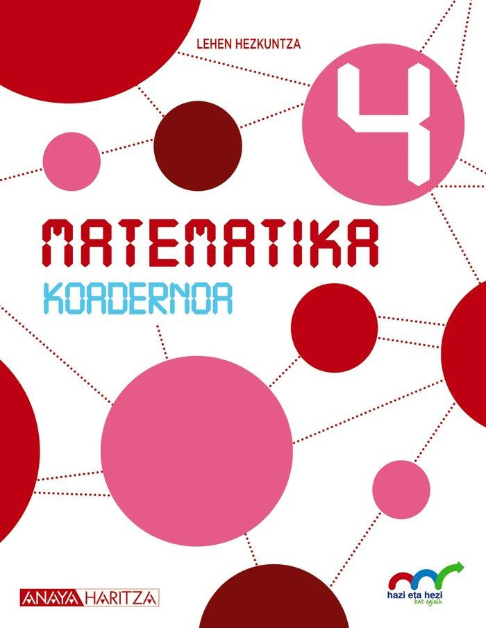 Matematika 4. koadernoa