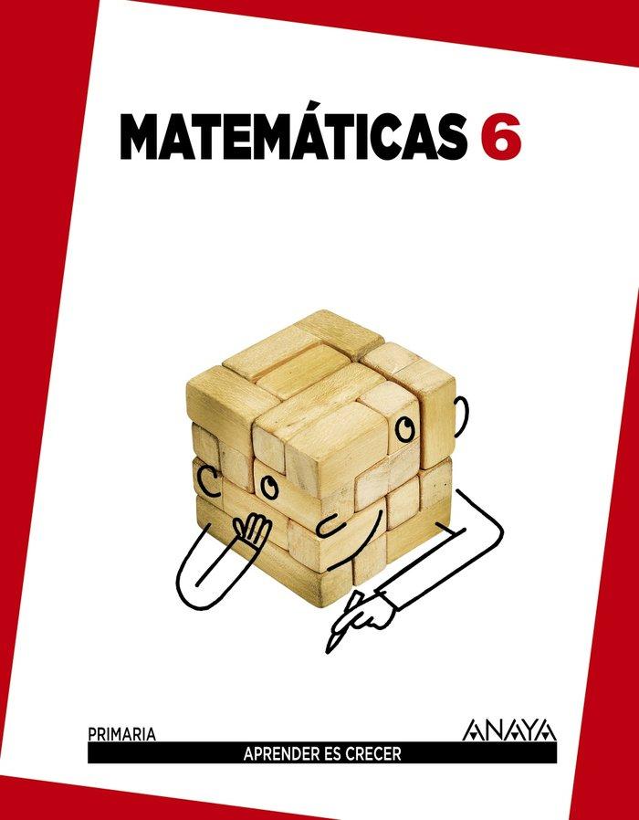 Matematicas 6ºep monovolumen 15 aprender es crecer