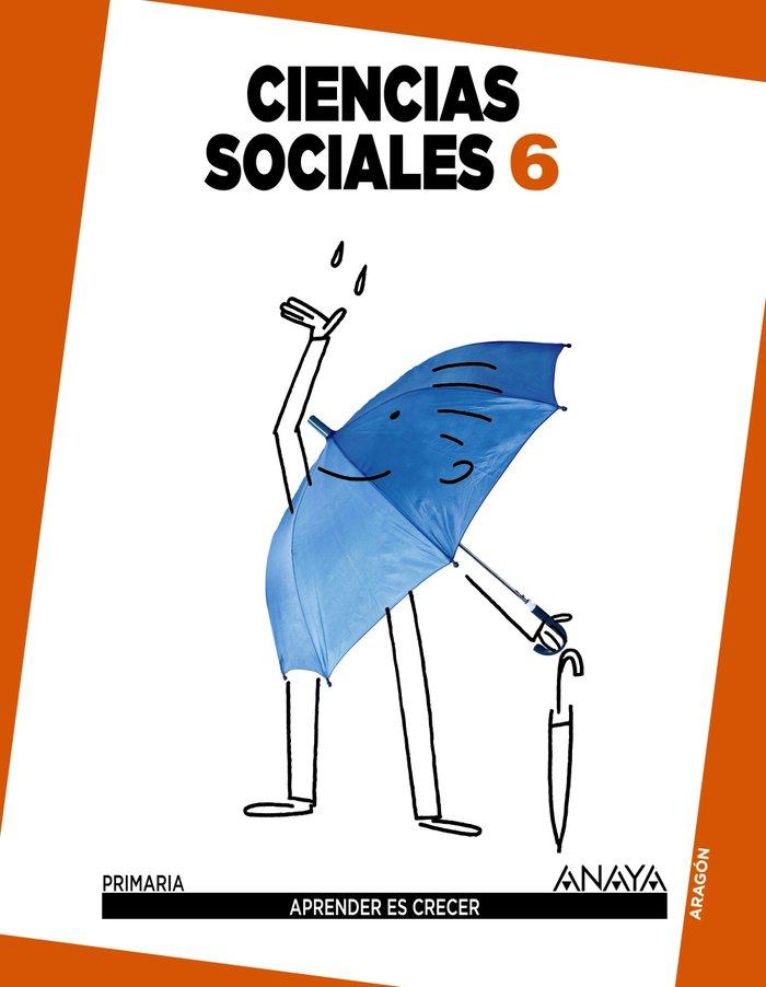 Ciencias sociales 6ºep aragon 15 aprender es crece