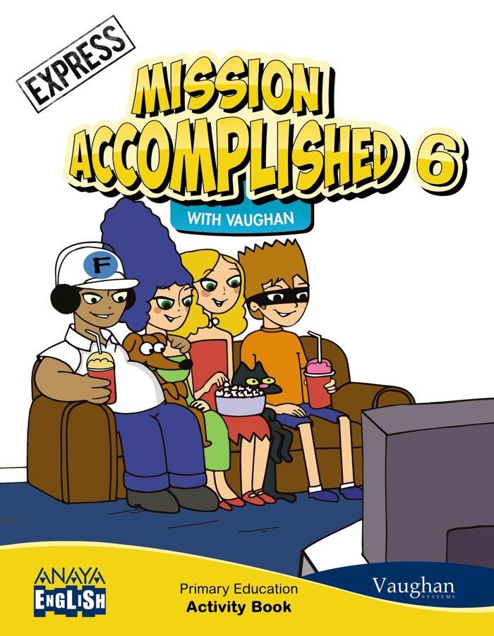 Mission accomplished 6ºep wb express 15