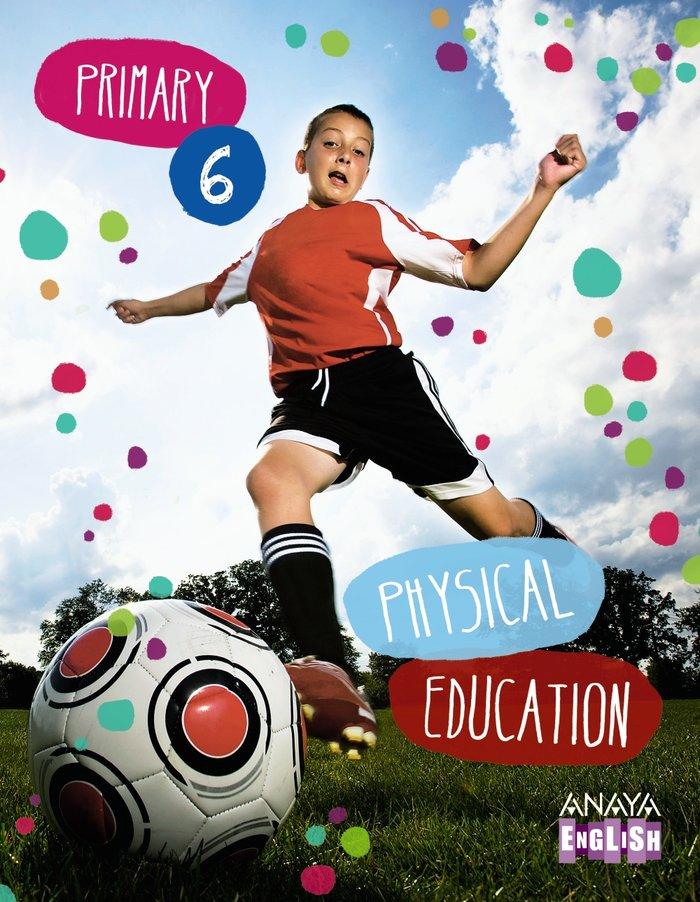 Physical education 6ºep 15