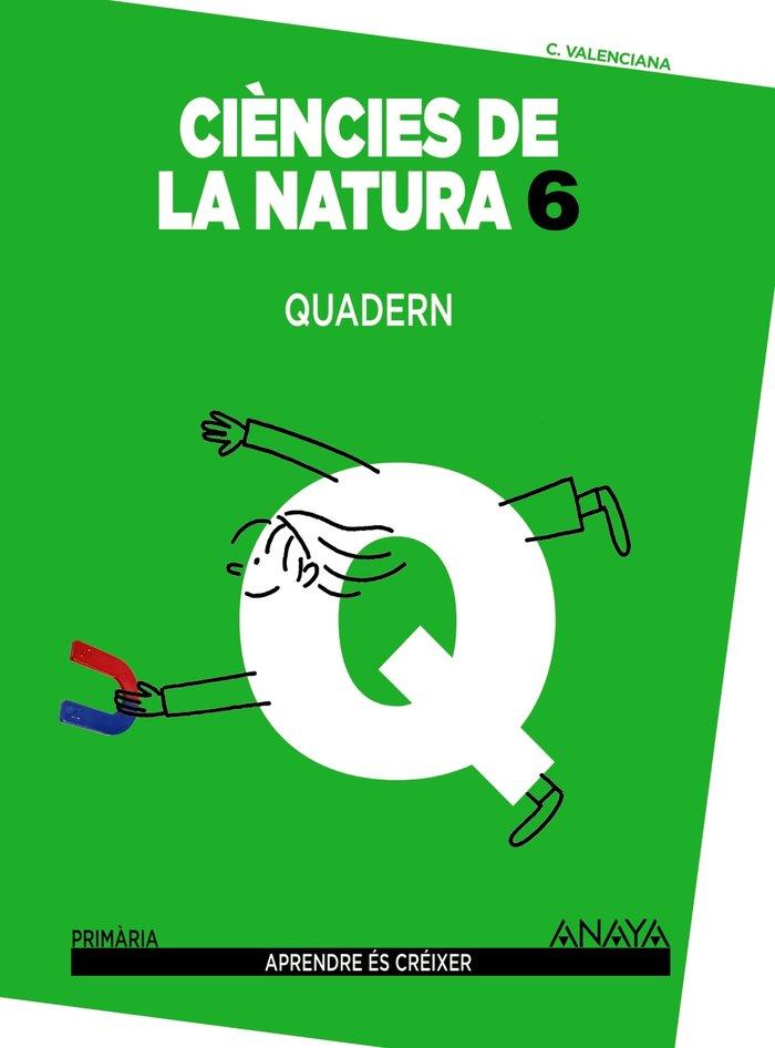 Ciencies de la natura 6. quadern