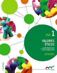 Valores eticos 1ºeso valencia