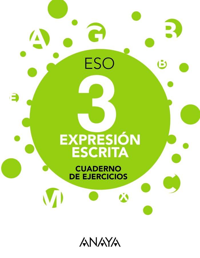 Expresion escrita 3ºeso mec 15