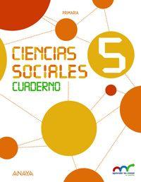 Cuaderno ciencias sociales 5ºep andalucia 15