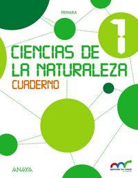 Cuaderno ciencias naturaleza 1ºep andalucia 15