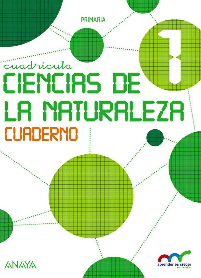 Cuaderno ciencias naturaleza 1ºep cuadr.15 andalu.