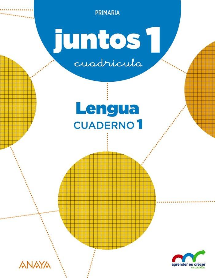 Cuaderno lengua 1 1ºep cuadr.15 andal/c.leon apre.