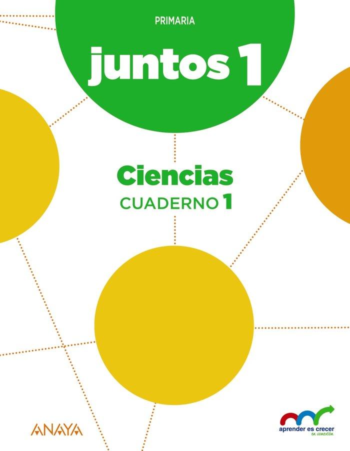 Cuaderno ciencias 1 1ºep andal/c.leon 15 apren.es