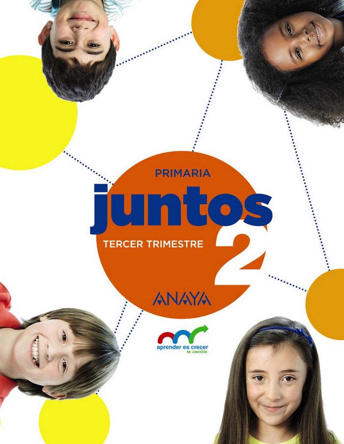 Aprender es crecer juntos 2ºep 3ºtr.15 andalucia